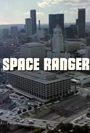 Space Ranger Poster