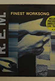 R.E.M.: Finest Worksong Poster
