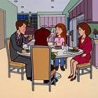 Tracy Grandstaff, Wendy Hoopes, and Julian Rebolledo in Daria (1997)