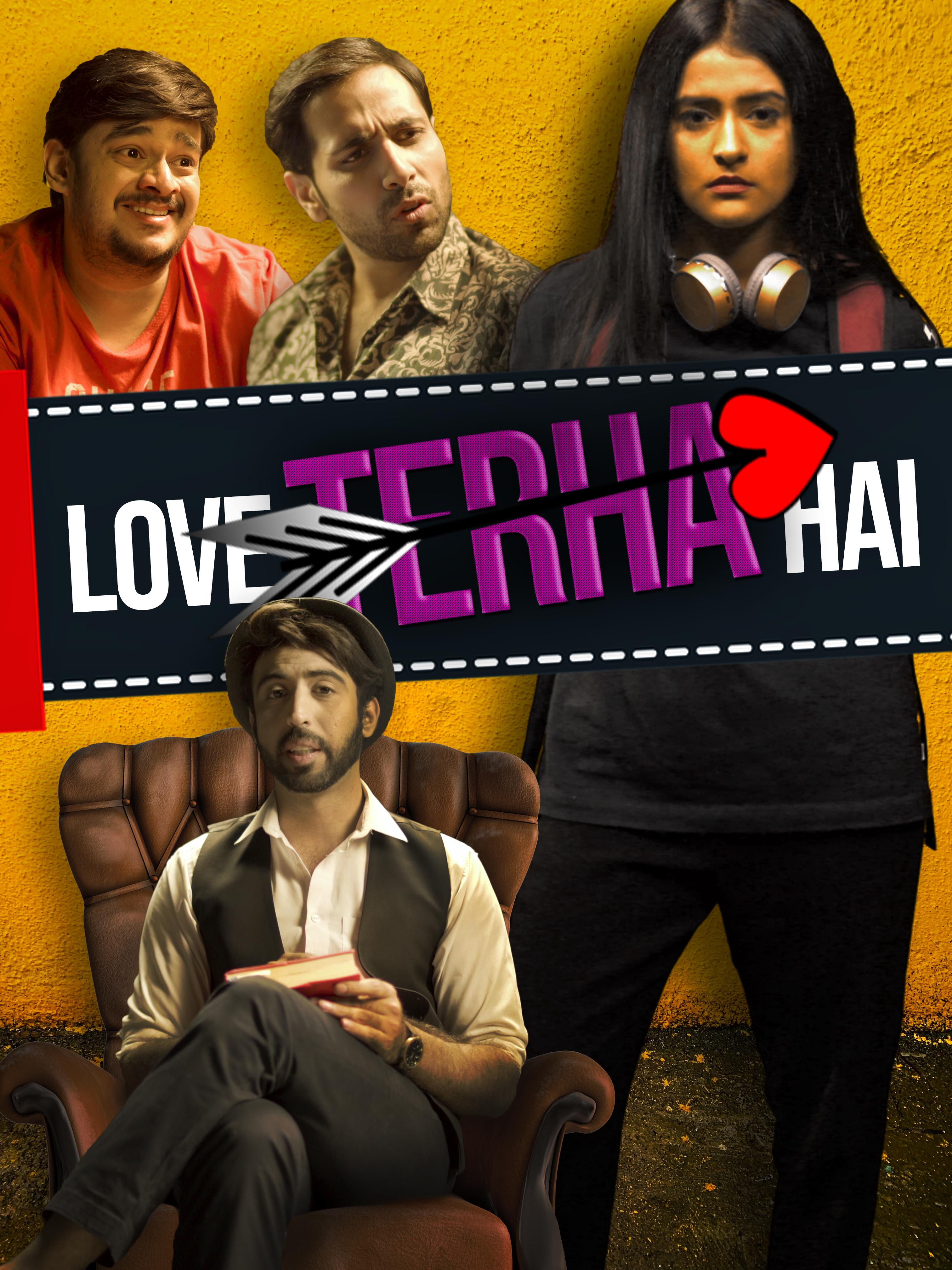 Love Terha Hai (2020) Urdu 720p HEVC HDRip x265 AAC ESubs Full  (300MB) Full Movie Download