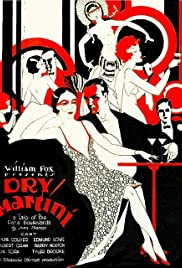 Dry Martini Poster