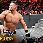 Mike 'The Miz' Mizanin and Rami Sebei in WWE: Clash of Champions (2019)