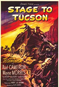 Primary photo for Stage to Tucson