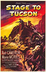 Torrent download full movie Stage to Tucson [DVDRip]