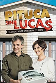 Álvaro Rudolphy and Paola Volpato in Pituca sin Luca$ (2014)