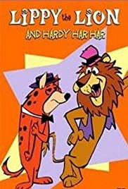 Lippy the Lion and Hardy Har Har Poster