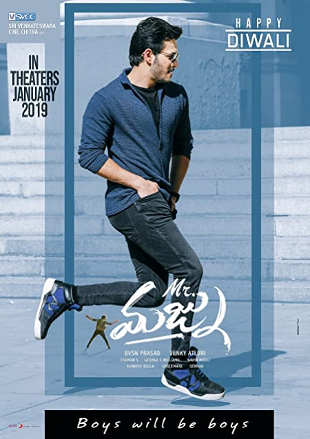 Mr. Majnu (2020) Hindi Dubbed 720p WEB-DL x265 AAC 800MB