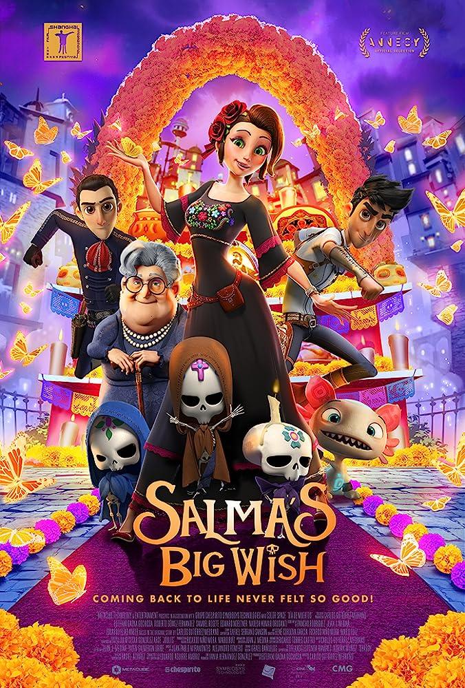 Salmas Big Wish 2019 Hindi Dubbed 720p HDRip Download