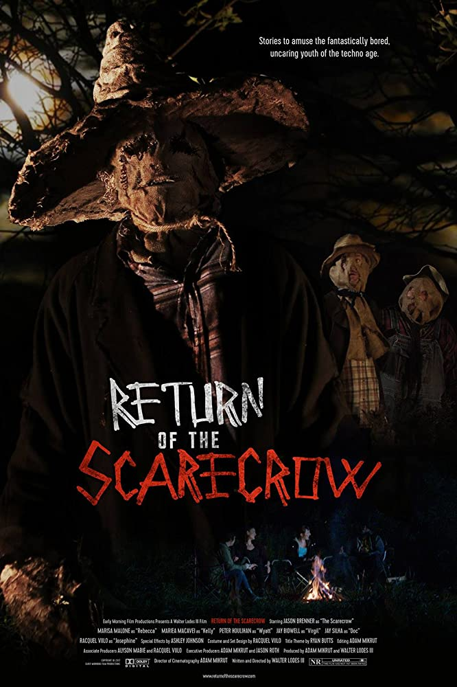 Return of the Scarecrow(2018)