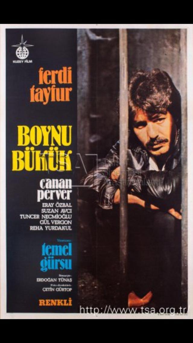 Boynu bükük ((1980))