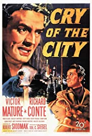Cry of the City Poster