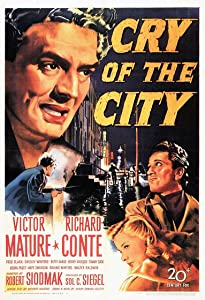 Watch high movies Cry of the City USA [mpg]
