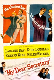 My Dear Secretary Poster