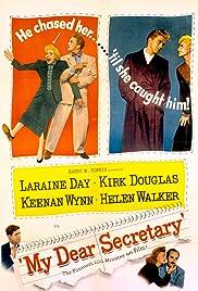 My Dear Secretary(1948) Poster - Movie Forum, Cast, Reviews
