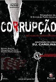 Corrupção Poster