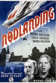 Nødlanding Poster