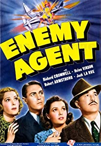 New movie videos download Enemy Agent by [720p]