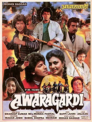 Aditya Pancholi Awaragardi Movie