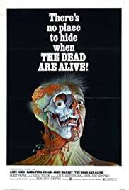 The Dead Are Alive (1972) Poster - Movie Forum, Cast, Reviews