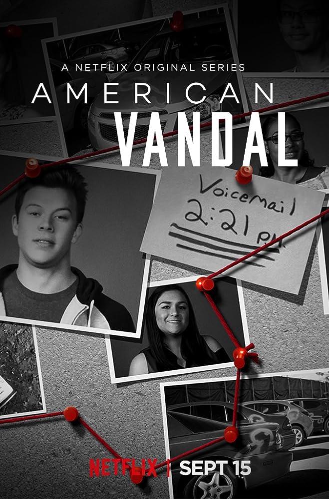 Amerikiečių vandalas (2 Sezonas) (2018) online