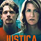 Laura Dern and Jack O'Connell in Trial by Fire (2018)