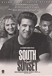 South of Sunset Poster