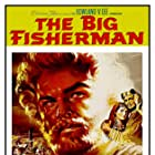 Howard Keel, Susan Kohner, and John Saxon in The Big Fisherman (1959)
