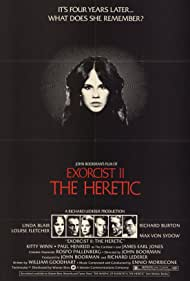 Linda Blair in Exorcist II: The Heretic (1977)