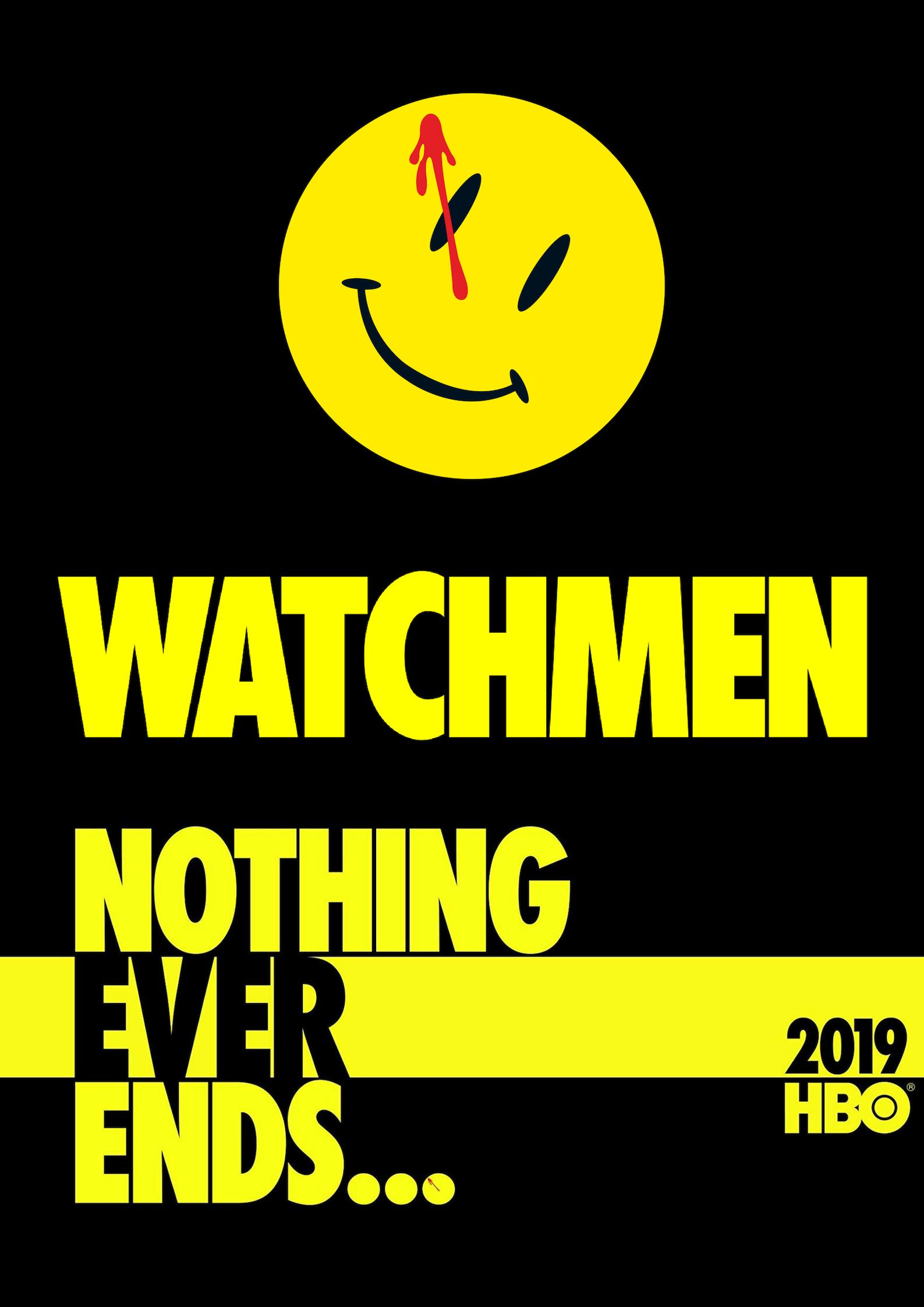 Image result for watchmen hbo poster