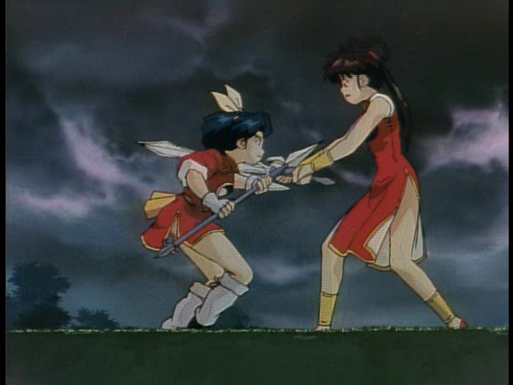 Devil Hunter Yohko 5