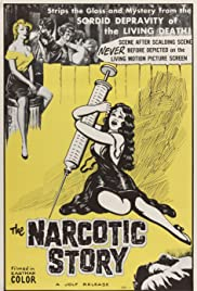 The Narcotics Story Poster