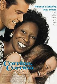Whoopi Goldberg, Ray Liotta, and Tina Majorino in Corrina, Corrina (1994)