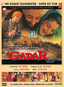 Gadar: Ek Prem Katha full movie with english subtitles online download