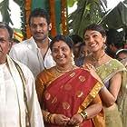 Brahmanandam, Nassar, Tulasi, Prabhas, and Kajal Aggarwal in Mr Perfect (2011)
