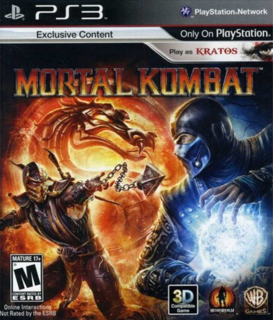 Mortal Kombat (Video Game 2011) - IMDb