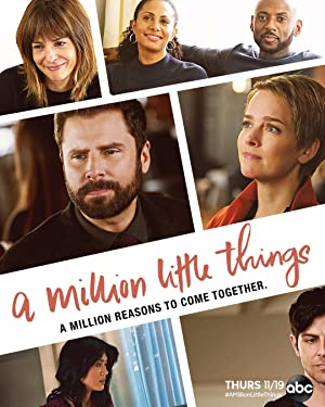 A Million Little Things 1x12 - The Day Before...