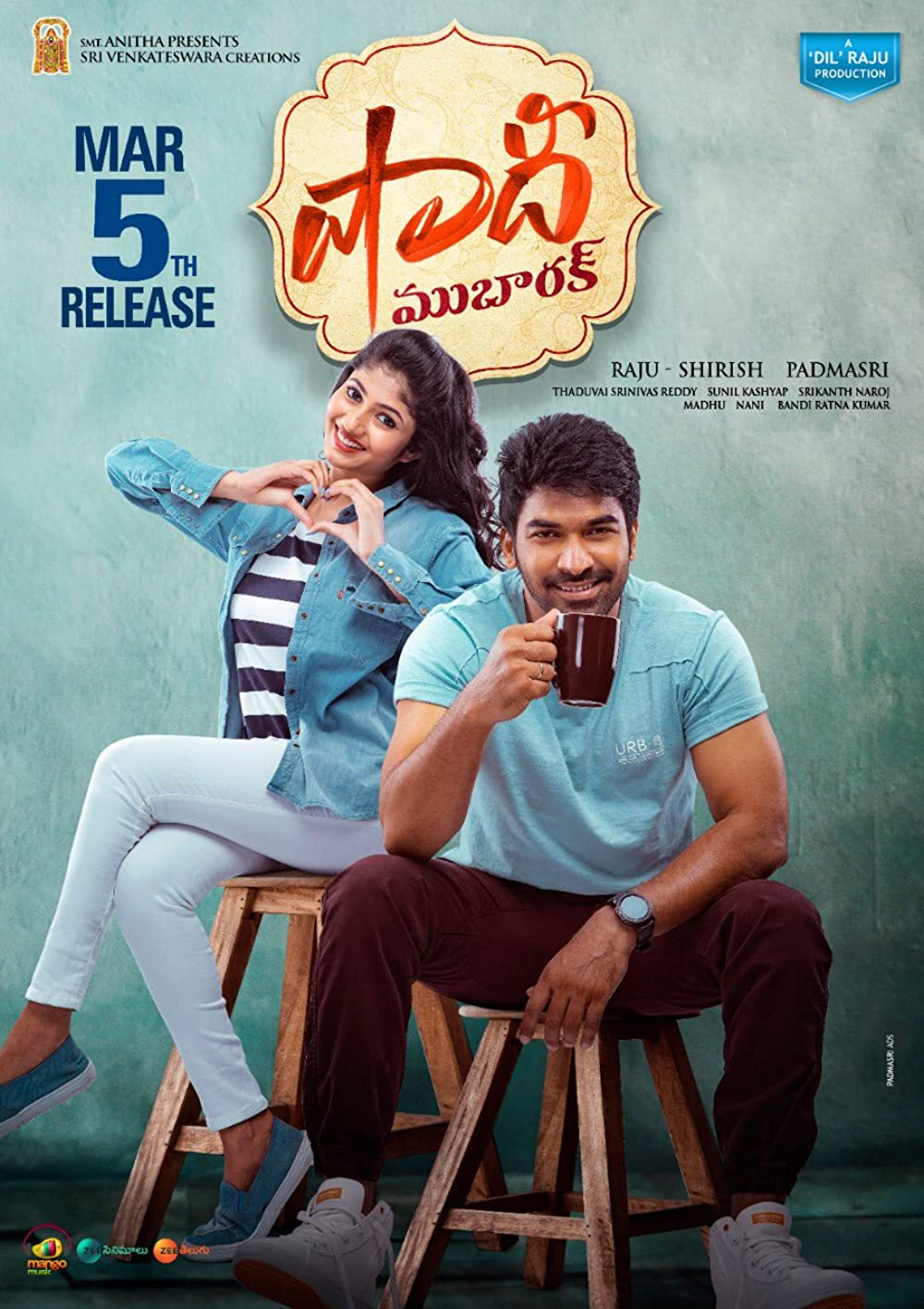 Shaadi Mubarak 2021 Telugu Movie 480p HDRip ESub 350MB x264 AAC