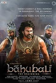 Bahubali: The Beginning Poster