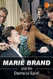 Marie Brand und die Dame im Spiel Poster