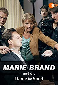 Primary photo for Marie Brand und die Dame im Spiel