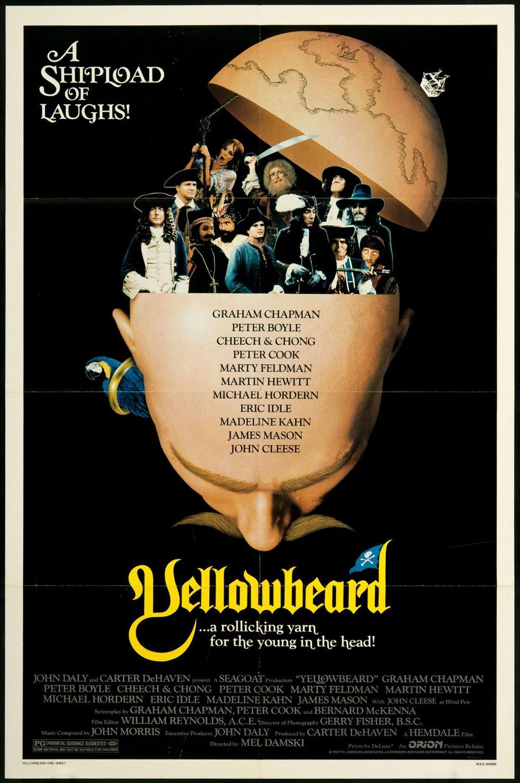 cheech and chong yellowbeard