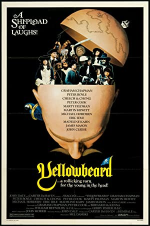 Permalink to Movie Yellowbeard (1983)