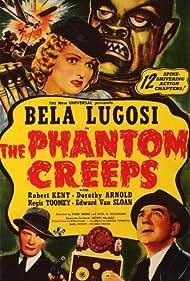 Bela Lugosi, Dorothy Arnold, and Robert Kent in The Phantom Creeps (1939)