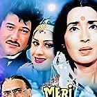 Anil Kapoor, Nutan, Amrish Puri, and Meenakshi Sheshadri in Meri Jung (1985)