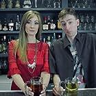 Ryan Willer and Kari Kurti in Tap It (2016)