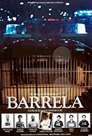 Barrela: Escola de Crimes Poster