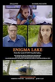 Ava Justin and Michael Fischetti in Enigma Lake (2017)