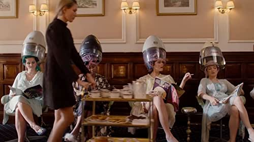 A group of women hatch a plan to disrupt the 1970 Miss World beauty competition in London.