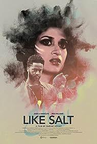 Jessica Damouni and Ben Williams in Like Salt (2018)
