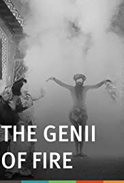 The Genii of Fire Poster